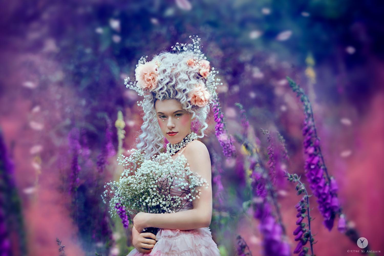 fantasy, photography, sleeping beauty, heather, storybook, disney