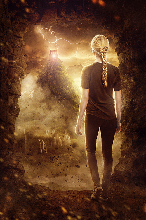 Mortal Gods, greek, greece, warrior, cave, publishing, bookcover, cover, mass market, fire, god, hell