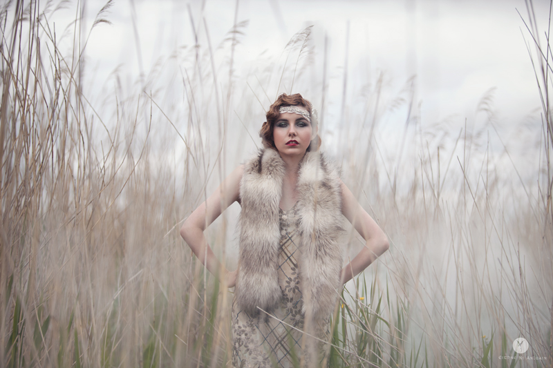 fashion, model, vintage, ireland, flapper, 20s, gatsby